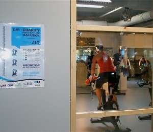 G-Art Charity Indoorcycling Marathon